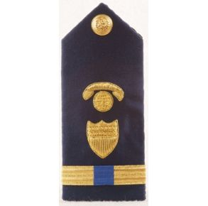 Hard Shoulder Boards WO4 ISM